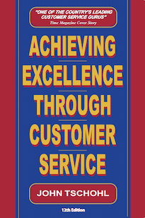 Achieving Excellence Through Customer Service - 12th Edition (Download)
